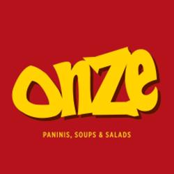 Onze | Paninis • Soups • Salads