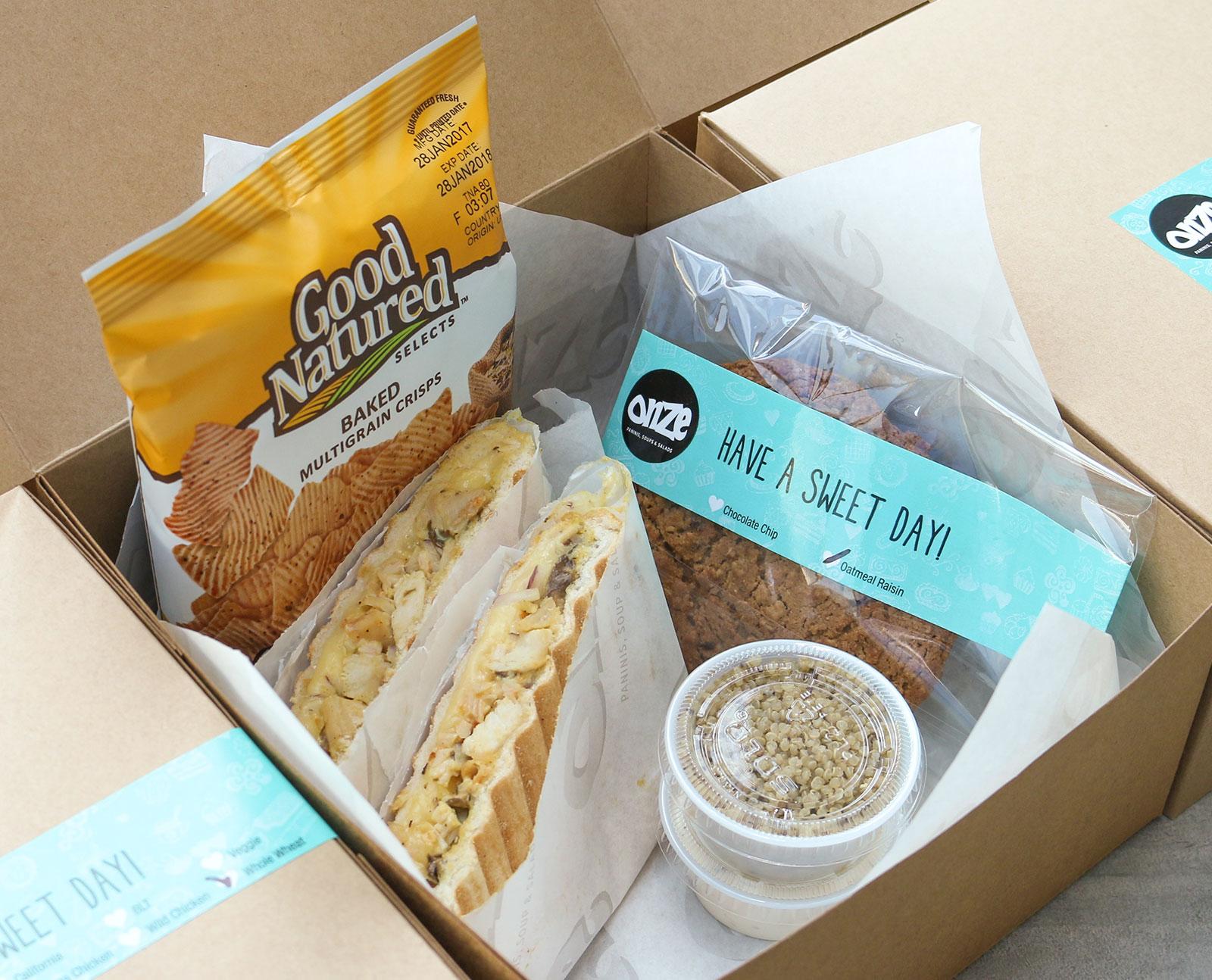 Panini in a Box