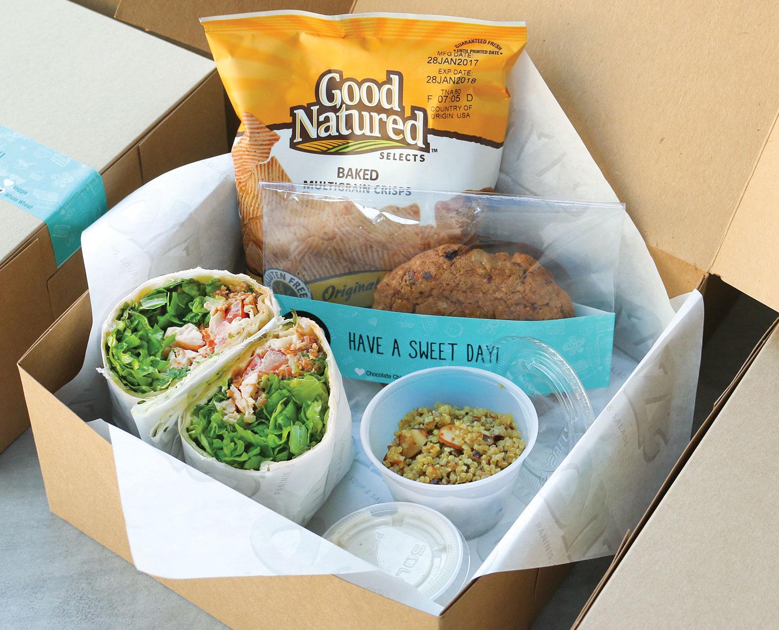 Wrap in a Box